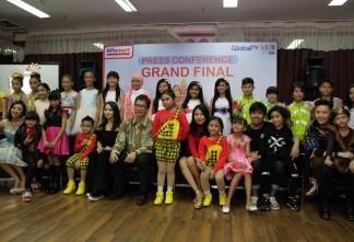 Alfamart Dorong Minat Seni Anak Indonesia