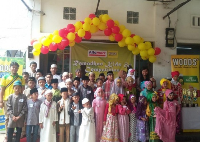 Ramadhan Kids & Competition