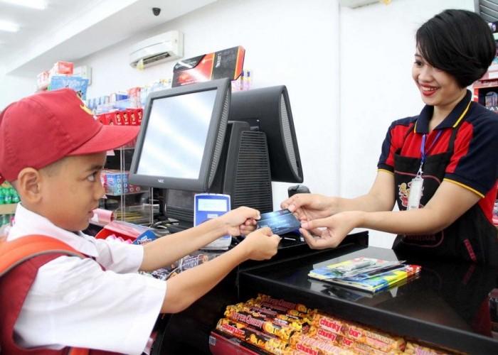 Bisa Dipakai Belanja Perlengkapan Sekolah di Alfamart