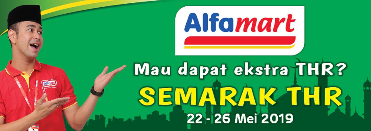 Promo JSM Semarak THR Alfamart