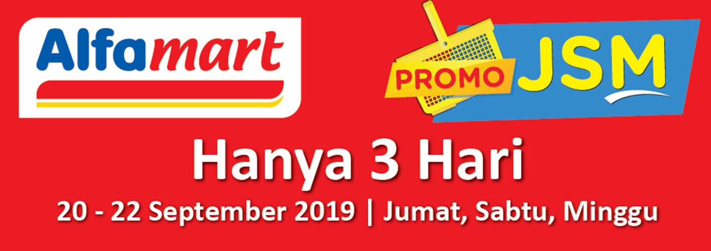 Promo JSM 20-22 September 2019