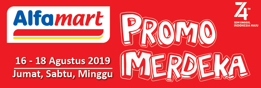 Promo Merdeka 16-18 Agustus 2019 mobile