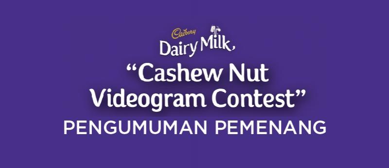 Pengumuman Pemenang Cadbury 2017
