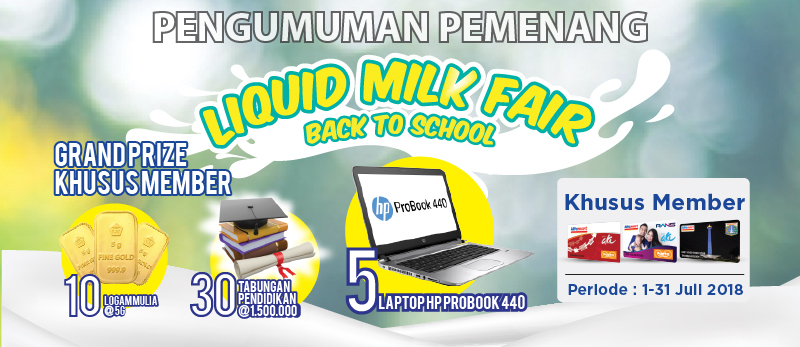 LIQUID MILK FAIR