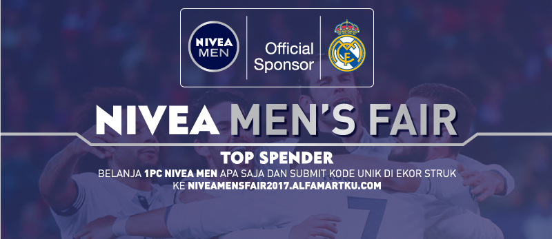 Nivea Top Spender