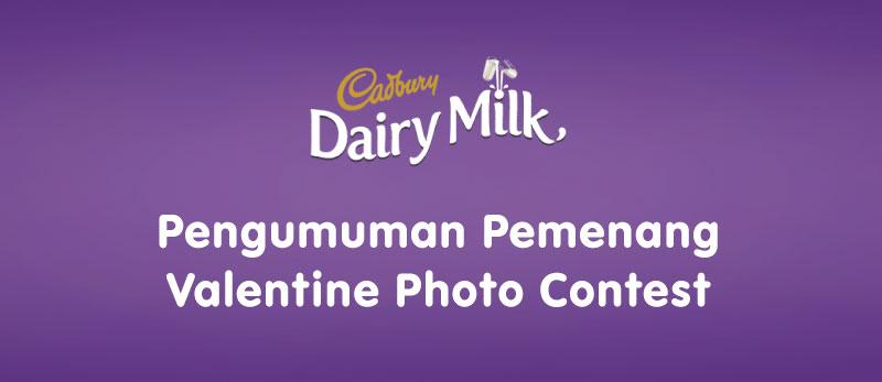 Pengumuman Pemenang Cadbury