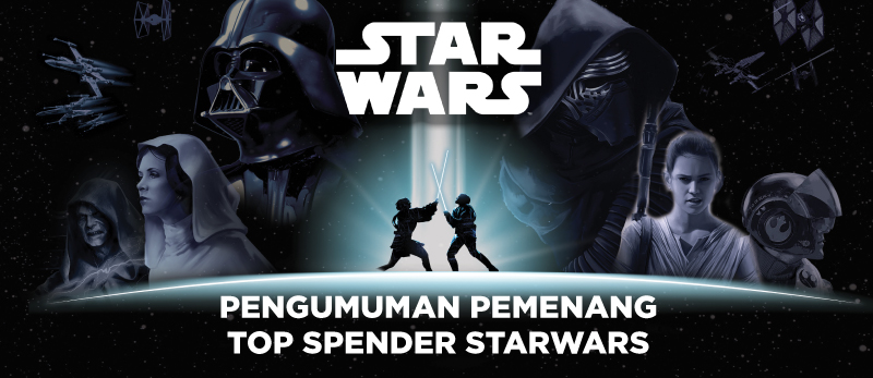 Starwars Top Spender