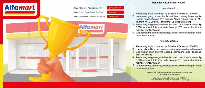 Alfamart Andalan Gue