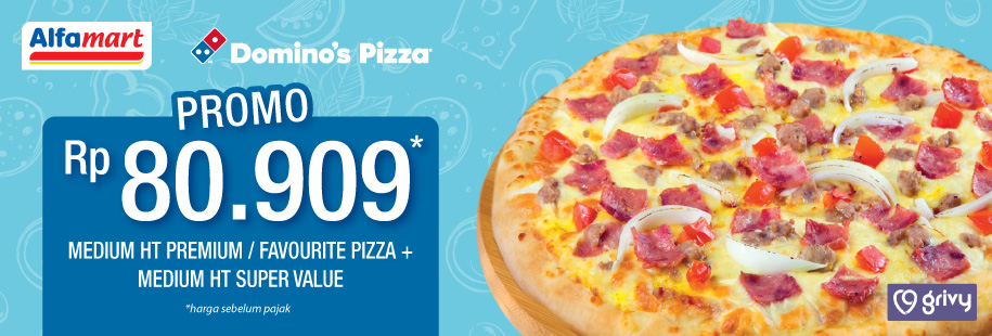 Domino's Pizza Voucher