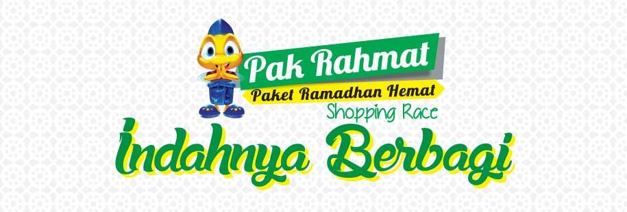 Pak Rahmat Shopping Race