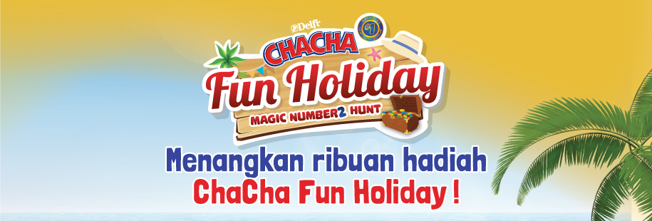 Cha Cha Fun Holiday