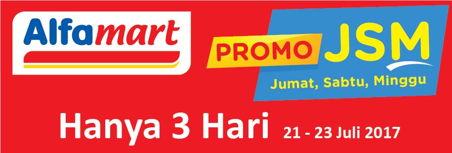 Promo JSM 21-23 Juli 2017