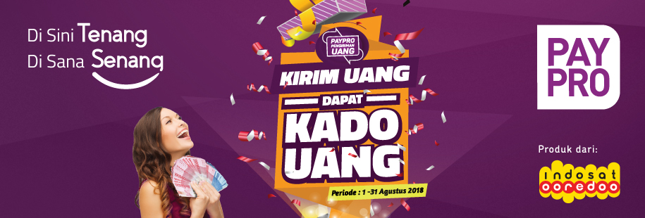 PayPro 1 - 31 Agustus 2018