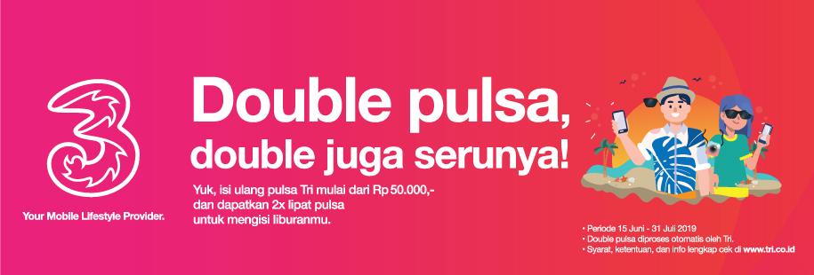 Tri Double Pulsa