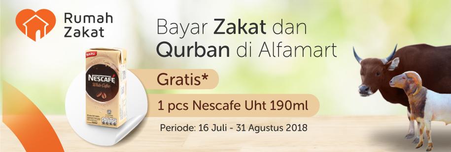 Rumah Zakat 16 Juli - 31 Agustus 2018