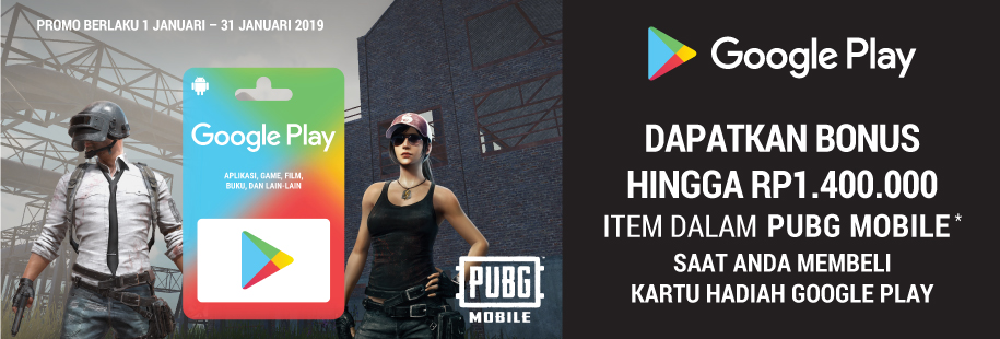 Google Play PUBG 31012019