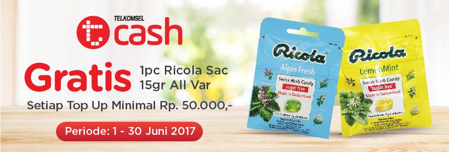 TCash sd 30 Juni 2017