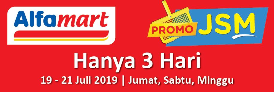 Promo JSM 19 s.d 21 Juli 2019