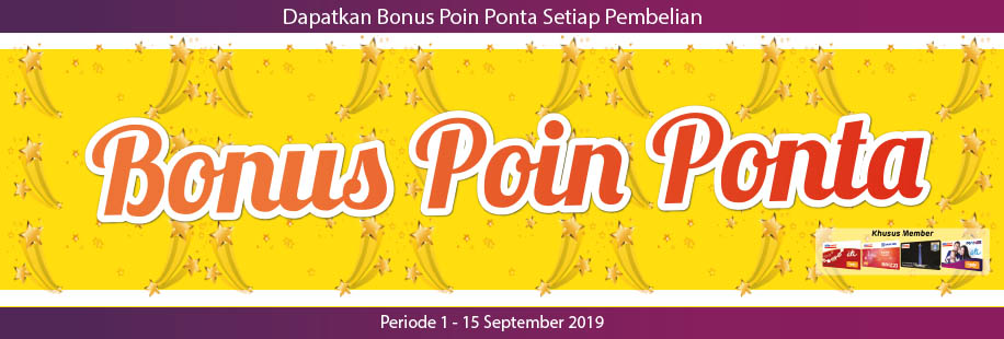 Bonus Poin Ponta