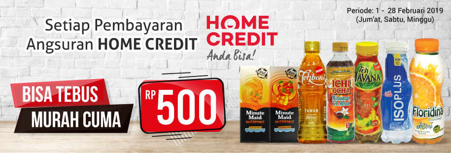 Home Credit 28022019