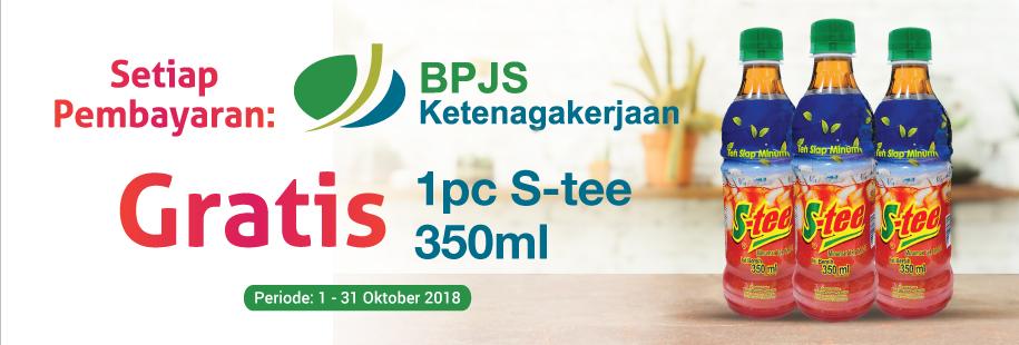 BPJS Ketenagakerjaan 1 - 31 Oktober 2018
