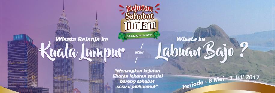 Tim Tam Trip to Kuala Lumpur