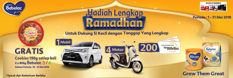 Bebelac Ramadan Lengkap