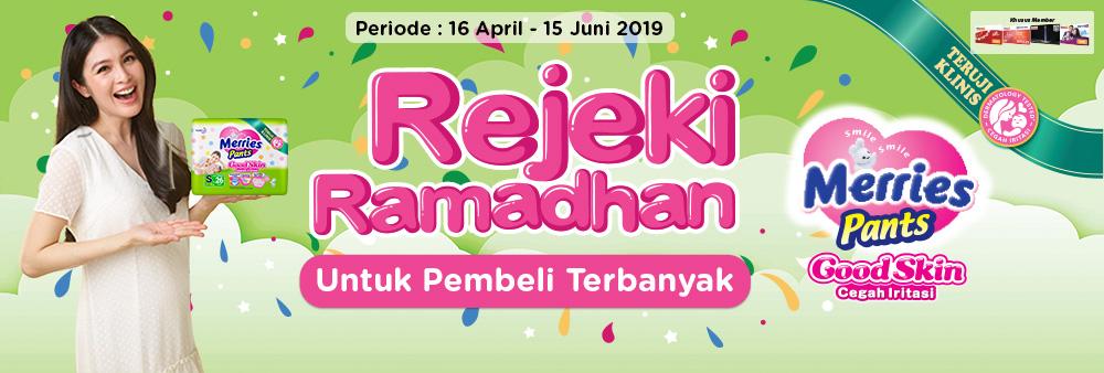 Rejeki Ramadhan 150619