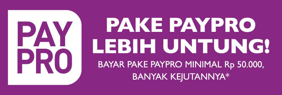 Pay Pro sd 14 September 2017
