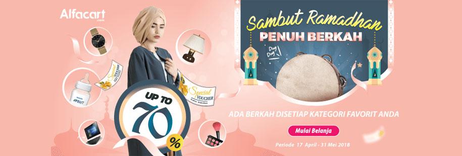 Promo Sambut Ramadhan Penuh Berkah