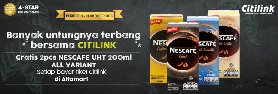 Citilink 1 - 31 Oktober 2018