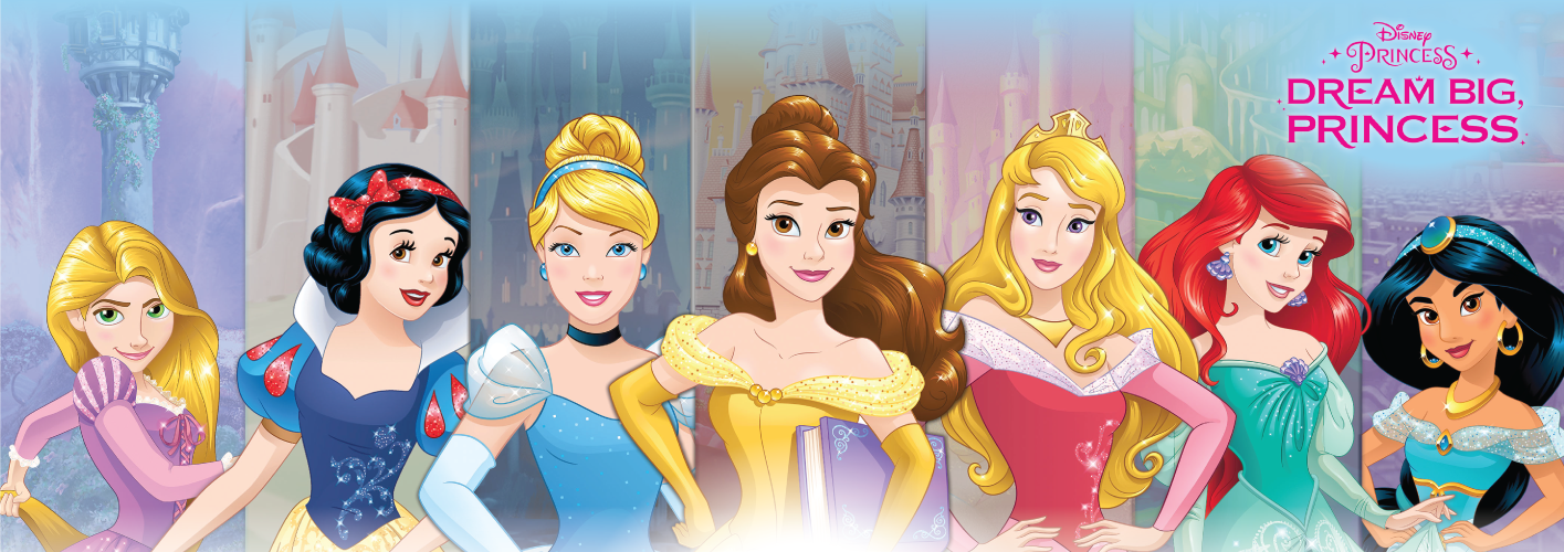 DISNEY BIG PRINCESS