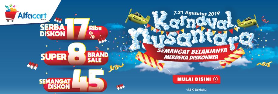 Karnaval Nusantara Alfacart