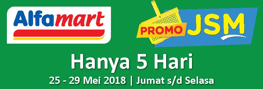 Promo JSM 25-29 Mei 2018