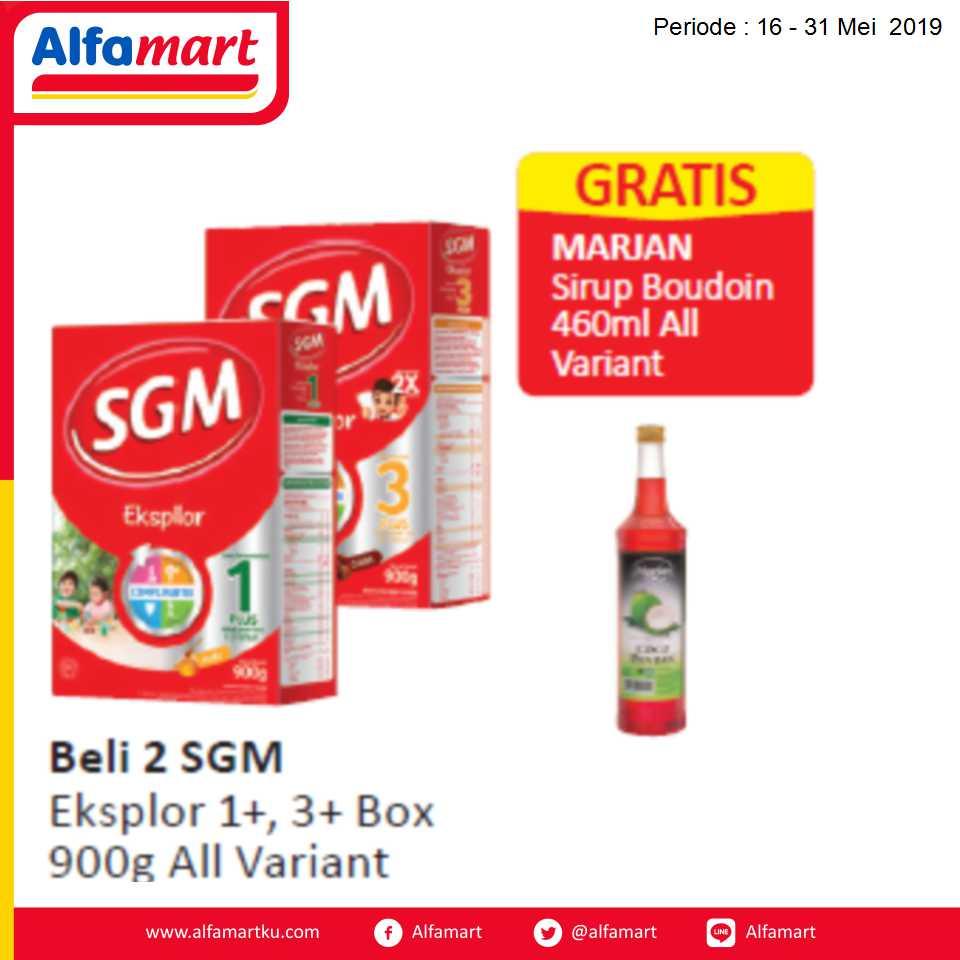 SGM EKSPLOR BOX 900G