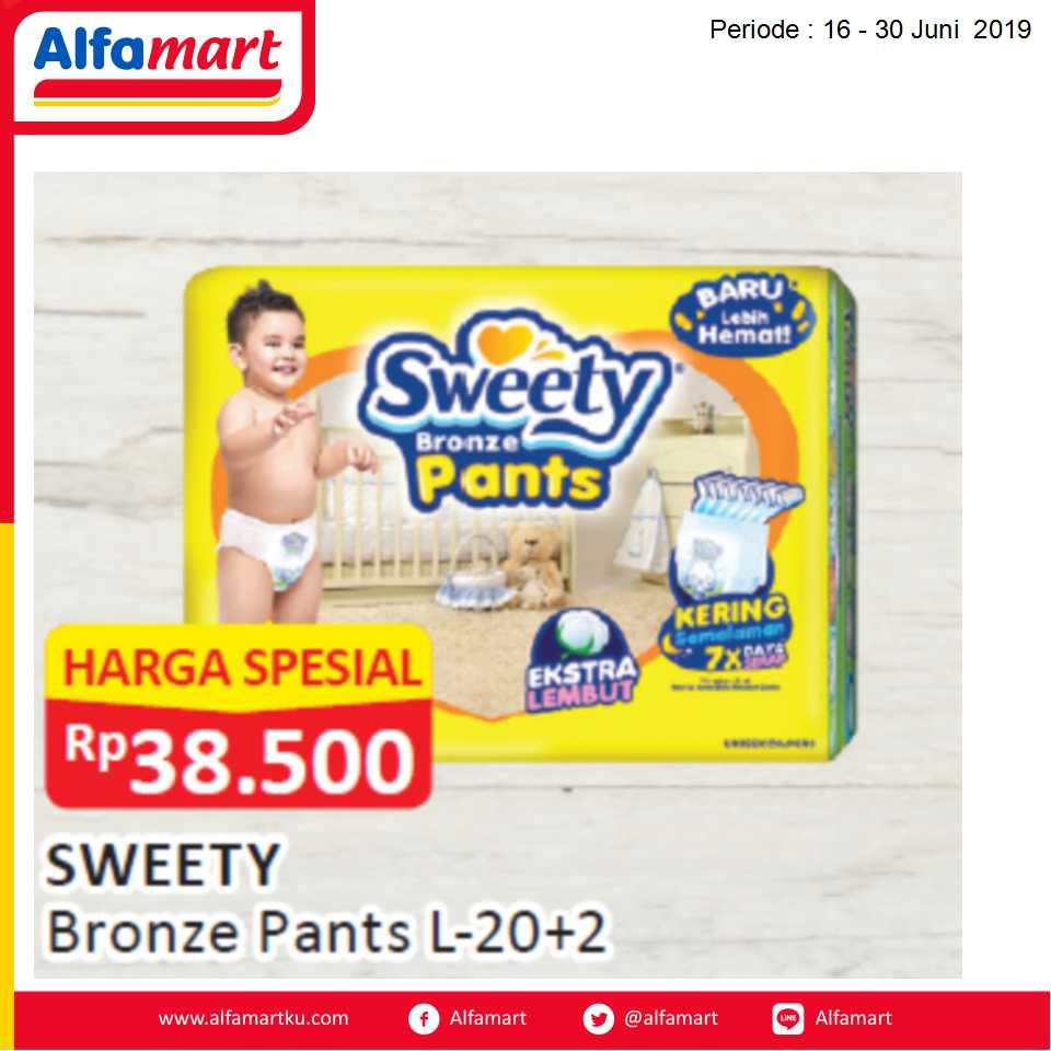 SWEETY BRONZE PANTS L 20+2