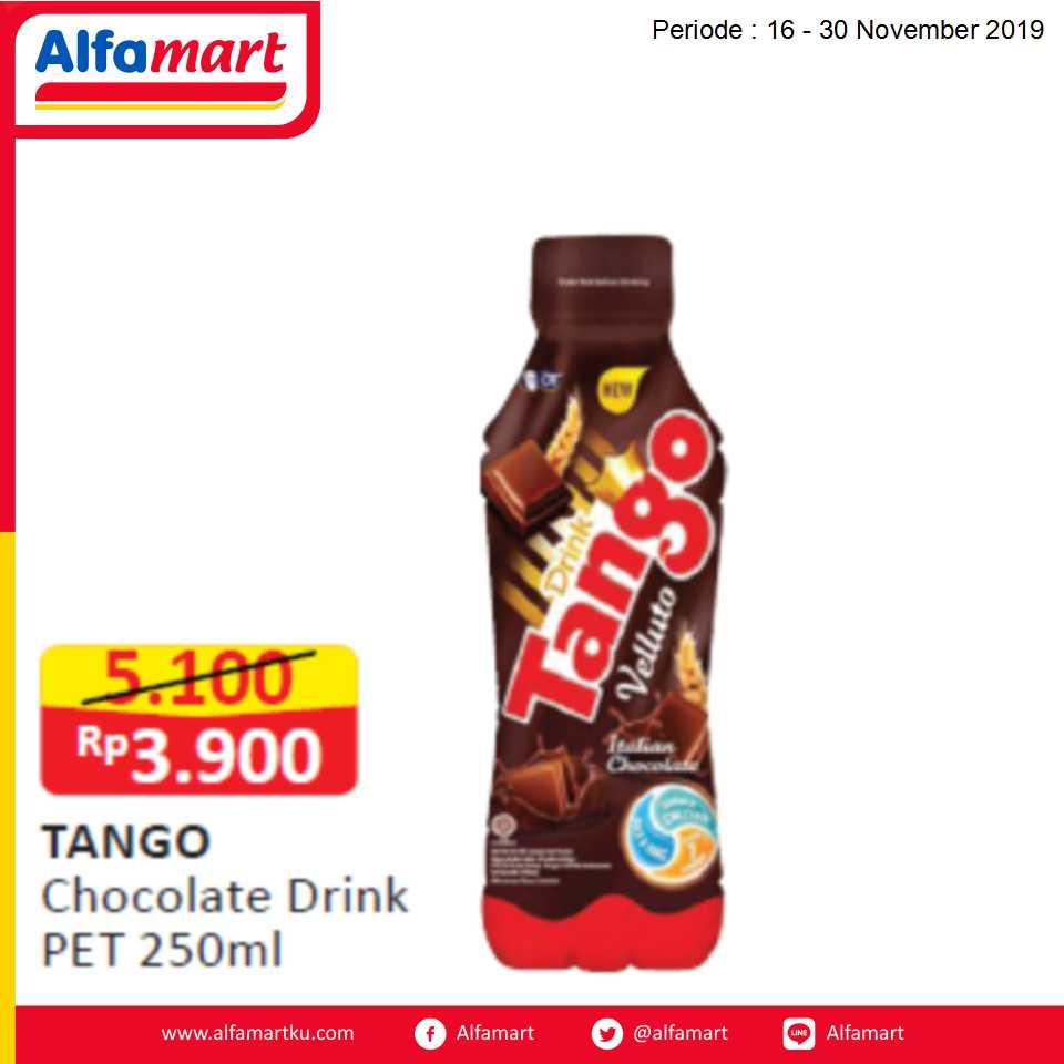 TANGO Chocolate Drink PET 250ml