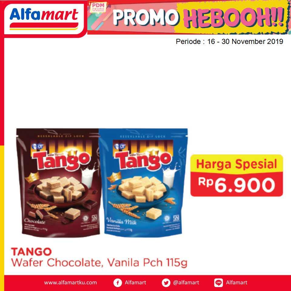 Tango Wafer Chocolate, Vanila Pch 115g