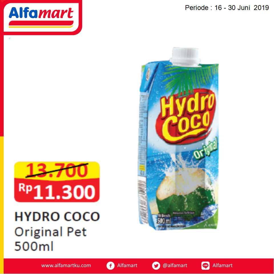 HYDRO COCO ORIGINAL PET 500ML
