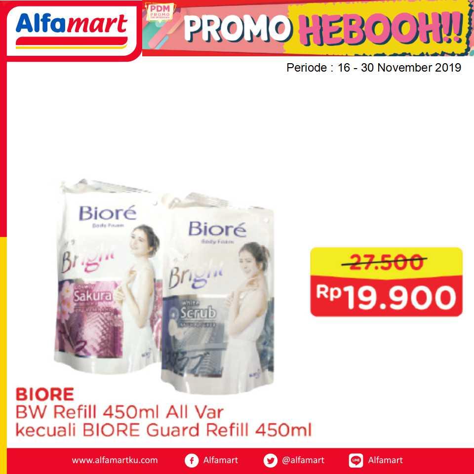 Biore BW Refill 450ml All Var