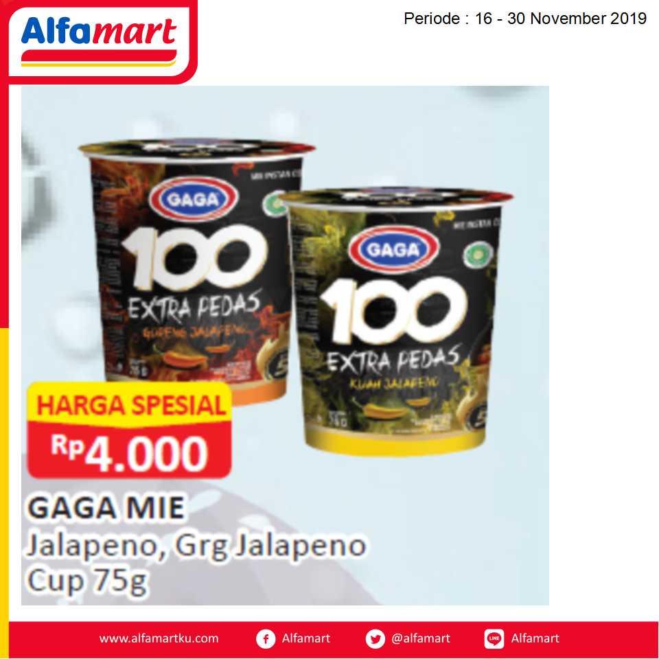 GAGA MIE Jalapeno, Grg Jalapeno Cup 75g
