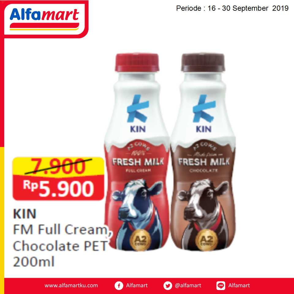 KIN FRESH MILK FULL CREAM