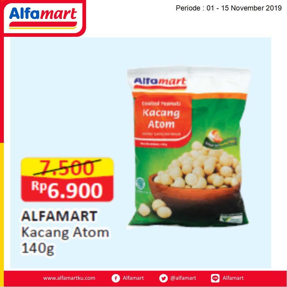 ALFAMART Kacang Atom 140g