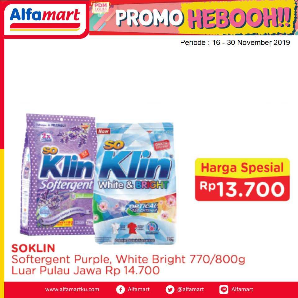 SOKLIN Softergent Pruple, White Bright 770/800g